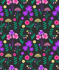 Seamles Flower Pattern.