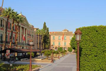 Plaza del Ayuntamiento de Murcia