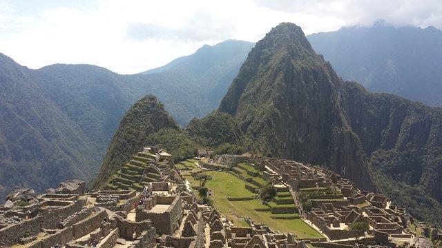 Machu Piccu: Above the City