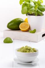 avocado Guacamole sauce