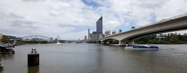 Fototapete - Brisbane, Queensland, Australie