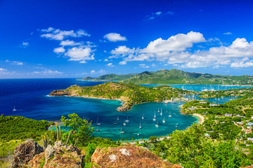Canvas Prints Caribbean Shirley Heights Antigua