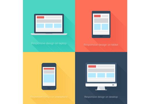 4 Adaptive Web Banners