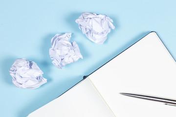 Ideen um etwas zu schreiben sammeln