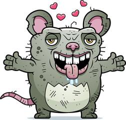 Ugly Rat Hug