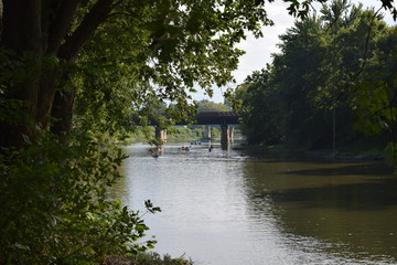 Indiana Bridge