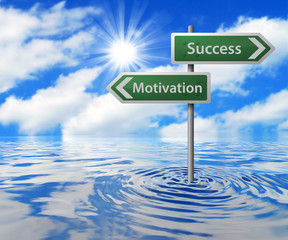 Flooded Traffic Sign - Motivation/Success