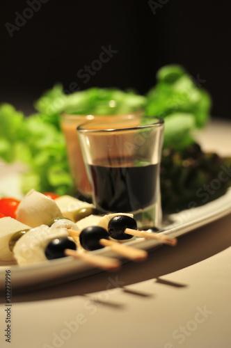 Italian food decoration stock photo and royalty free for Italian decoration food