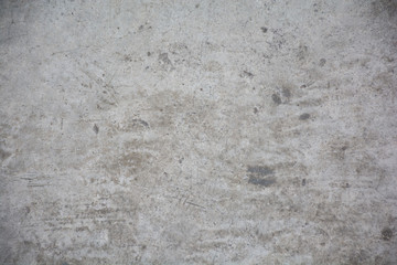 cement floor.Concrete floor white dirty old cement texture