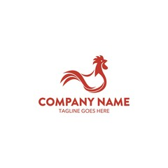 Chicken Logo Template