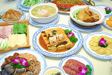 traditional Chinese food