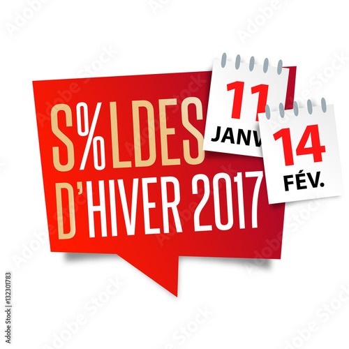Dates des soldes d 39 hiver 2017 stock image and royalty free vector files on pic - Date des soldes hiver 2017 ...