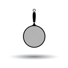 Kitchen colander icon