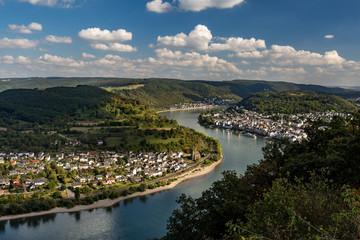 Rhein Fluss Deutschland