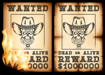 wanted two