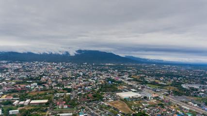 Mountain view and Chiangmai