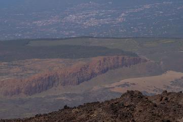 Plaine du Teide