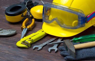 Personal Protective Equipment and tools