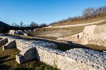 Roman amphitheater of Amiternum - Aquilia