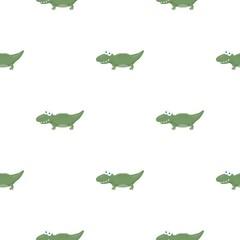 Crocodile cartoon icon. Illustration for web and mobile design.