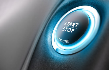 Car Stop Start System