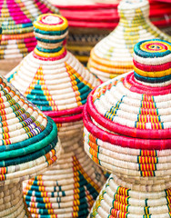 Habesha baskets