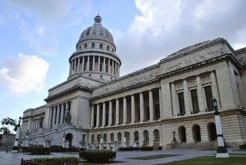 Capitolio de La Habana Cuba