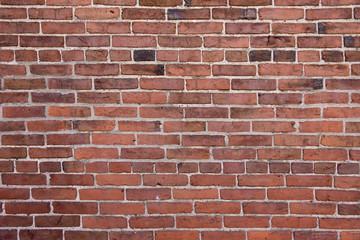 Red Brick Wall Wall mural