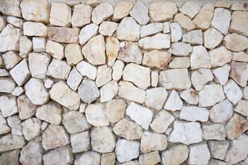 Seamless rock texture background closeup. stone wall.pattern of