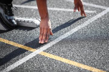 Start of a sprint