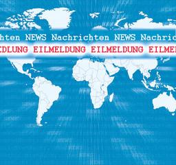 Nachrichten NEWS Hintergrund Welt