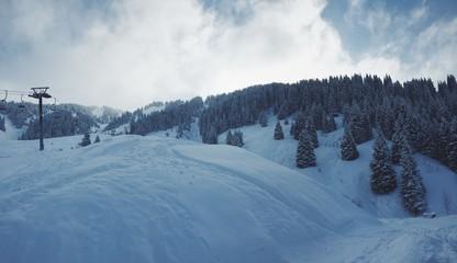Ski base