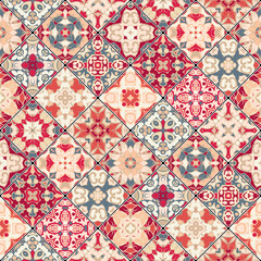 Decorative background in ethnic style.
