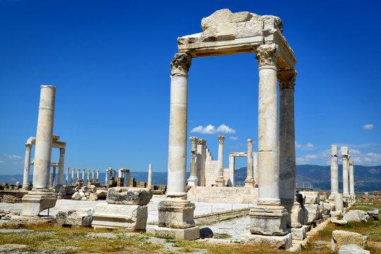 Ancient Pillared City