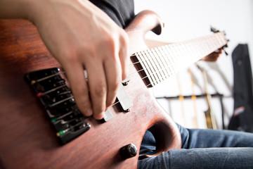 Strojenie gitary
