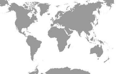 World map full
