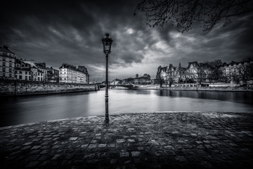 Louis Aragon Square at Paris ...
