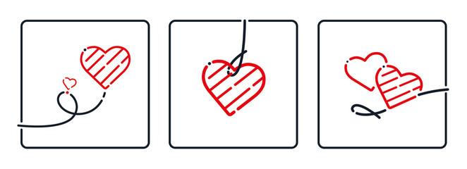 Valentinstag, Herz, Liebe, Muttertag
