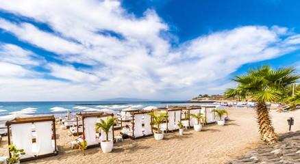 Wall Mural - Beach in Tenerife, Canary Islands, Spain