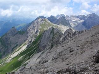 Allgäuer Berge Biberkopf