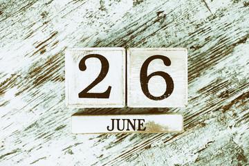 Haziran 26th