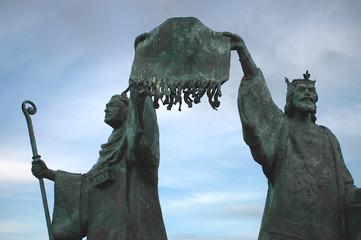 Declaration of Arbroath Statue