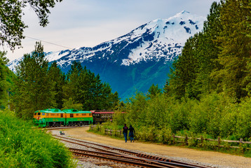Whitepass - Yukon Route Railroad
