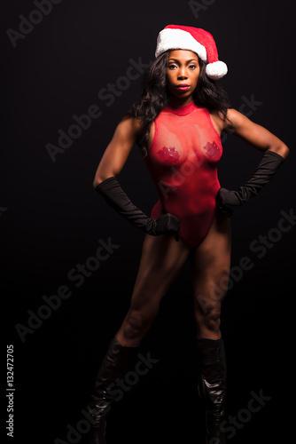 African American Female Bodybuilders
