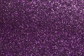 Purple Pink Abstract Glitter Bokeh Background