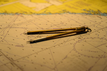 Navigational map