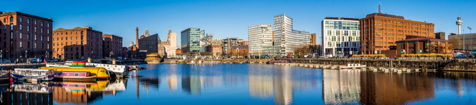 Salthouse Dock Liverpool