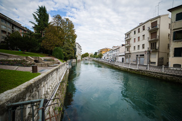 Treviso is a city and comune in Veneto, northern Italy