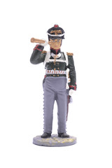 tin soldier Ober-officer of the Guards foot artillery 1814 Isola