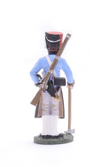 """tin soldier Sapper Regiment of Line Infantry """"Princess"""" of the S"""